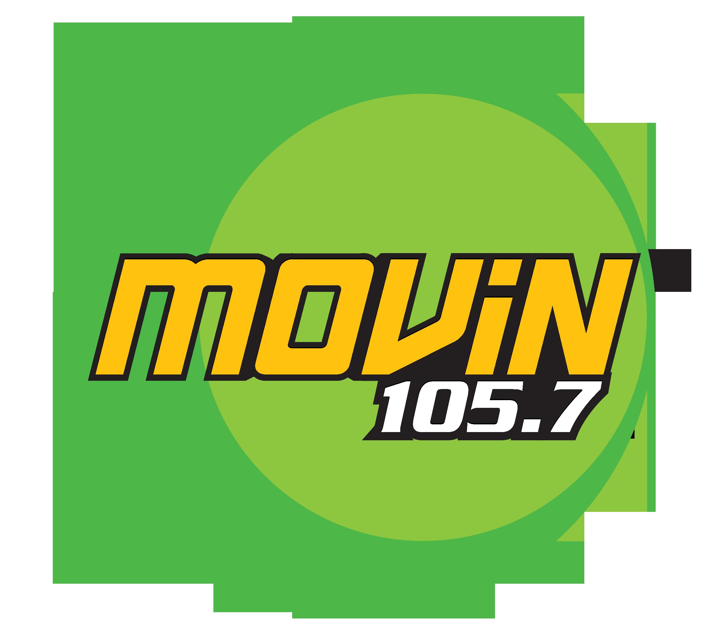 Movin 105.7